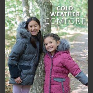 ⭐️HOST PICK PeekaBoo Beans Meadow Down Winter Coat